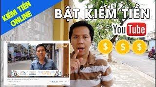 Cách mình Bật Kiếm Tiền Kênh Youtube Khi Chưa Đủ Điều Kiện - Học Làm Youtube