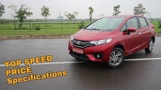 Top Speed | Honda Jazz | Facelift | Honda | Specification | Price | Review | VBO Life | 2018