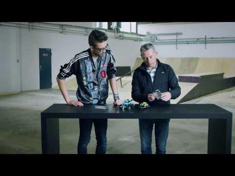 L'Atelier de Designers : Les véhicules à rétrofriction - LEGO® Technic