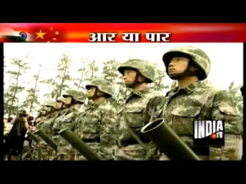 China Sticks to its Stand, Denies Incursion in Ladakh   India vs China