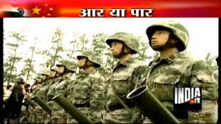 China Sticks to its Stand, Denies Incursion in Ladakh | India vs China