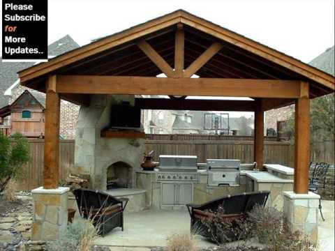 Outdoor Kitchen Design Ideas - YouTube