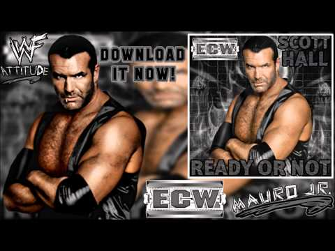 ECW: Ready Or Not (Scott Hall) [Feat Fugees] - Single + Download Link