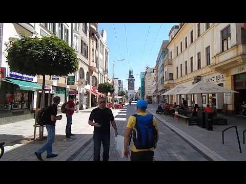 Travel in Europe. Czechia. Pardubice. 16.07.2017.