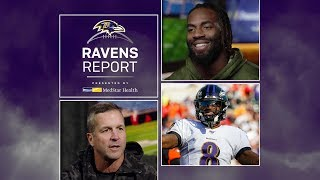 Ravens Report: A Clash of AFC Leaders