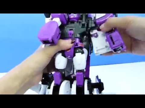 R/C Toy Cars Changed So Cool Purple Robot Mobi Toys