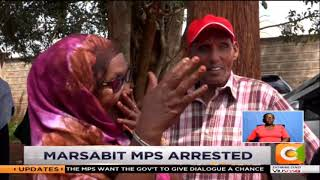 MPs Chachu Ganya, Ali Rasso linked to recent clashes in Marsabit
