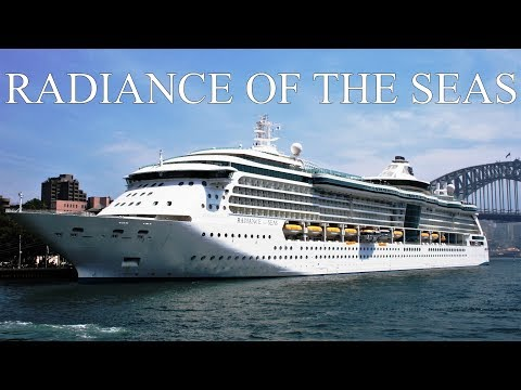 Royal Caribbean Radiance of the Seas Australia / New Zealand