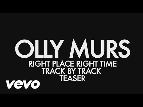 Olly Murs  Right Place Right Time Track  Track Preview