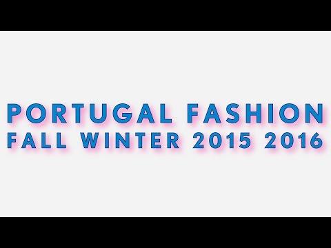 Portugal Fashion Fall Winter 2015 - 2016 - Dia 25