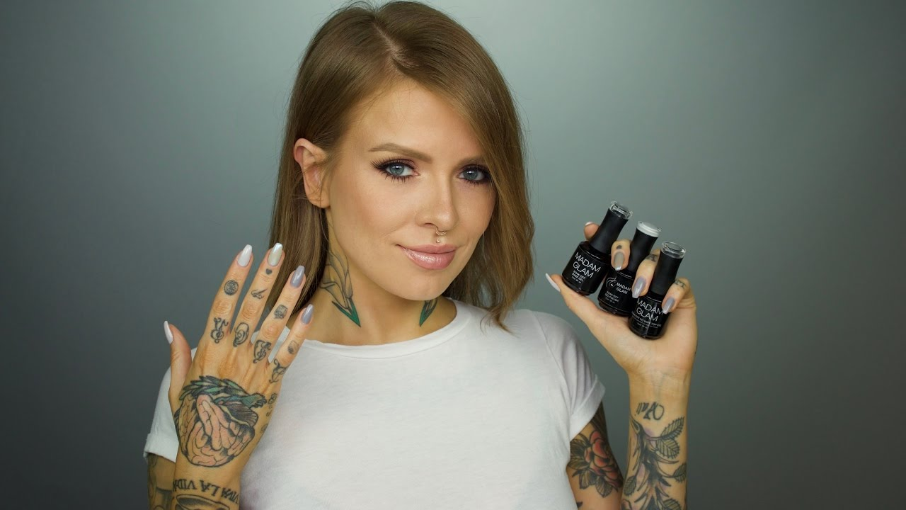 Vegan & Cruelty Free Gel Nails (review & demo)