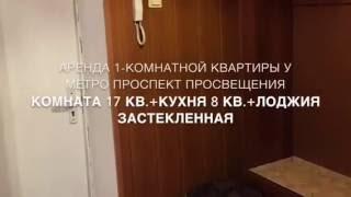 Аренда квартиры в Санкт-Петербурге.Метро Проспект Просвещения.(, 2016-04-07T10:09:59.000Z)