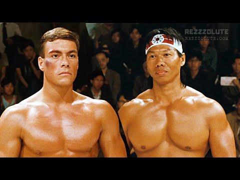 Dux (Van Damme) Vs Chong Li (Bolo Yeung)
