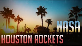 Баскетбол в Америке. Поездка в NASA