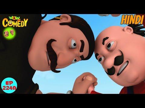 Kushti Ka Mukabla - Motu Patlu in Hindi - 3D Animated cartoon series for kids - As on Nick thumbnail