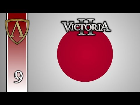 Let's Play Victoria II -- HFM -- Empire of Japan -- Part 9