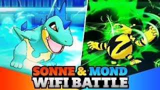 NFE IST GANZ OKE!   Pokémon Sonne & Mond - WiFi Battle [40]