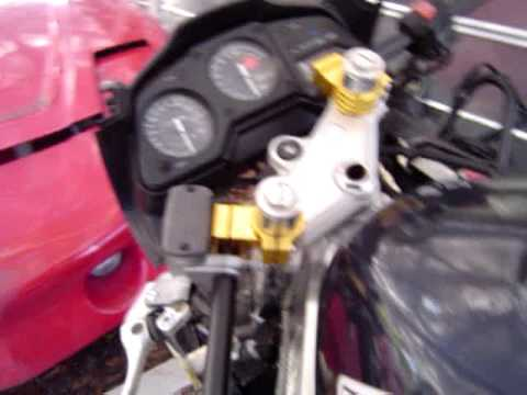 How To Jump Your Fuel Relay Switch Vfr750