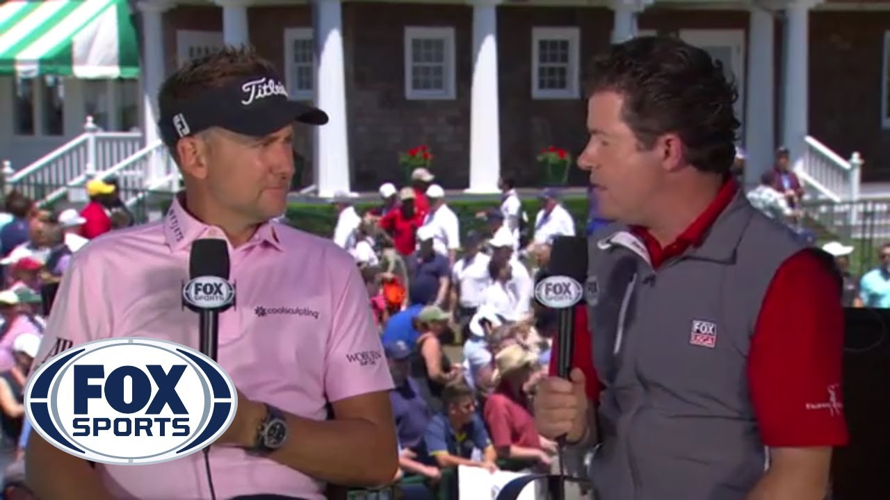 Ian Poulter discusses his 1-under first round at Shinnecock Hills | 2018 U.S. Open