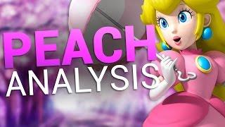 Better Than People Think  - Peach Analysis (1.1.6) - Super Smash Bros Wii U - ZeRo