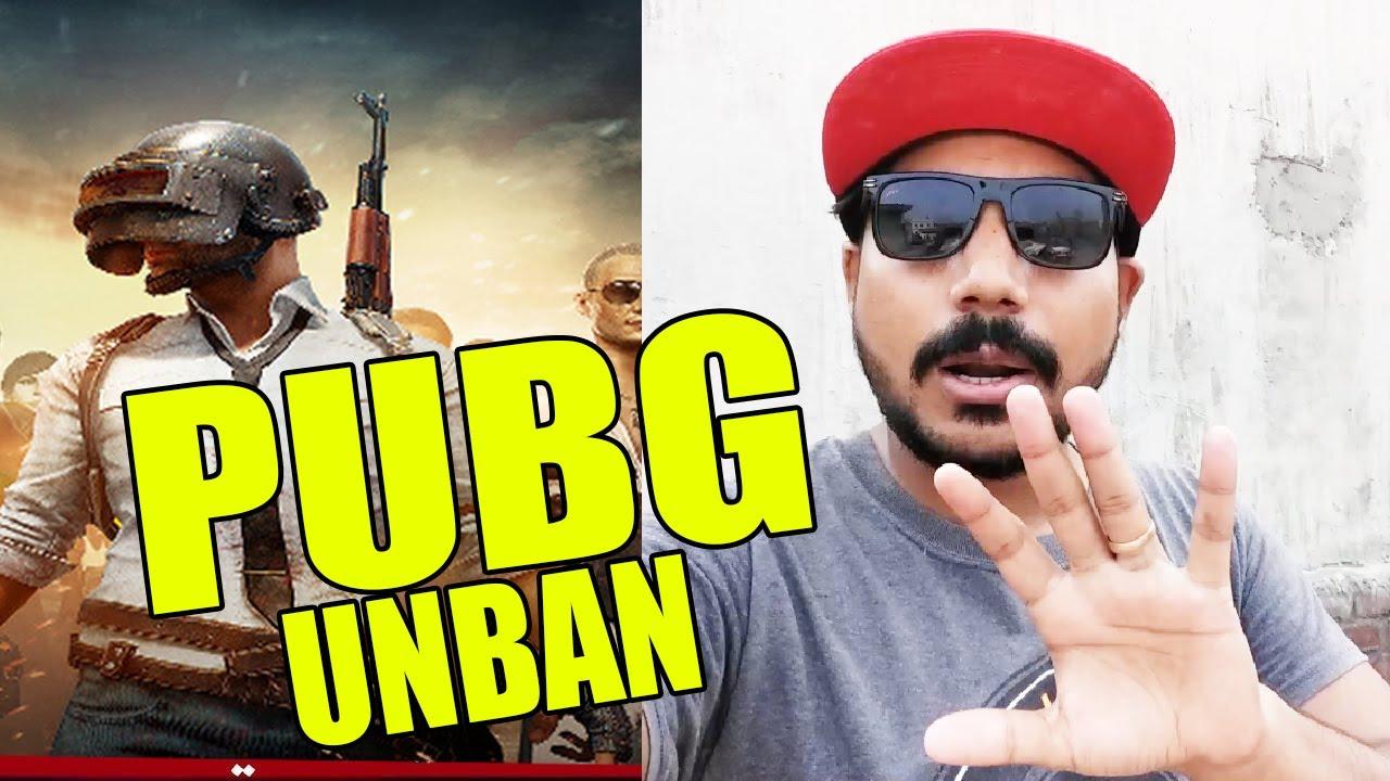 Good News: PUBG Unban In Pakistan