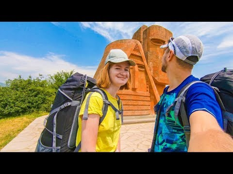 Большое путешествие по Армении 2019 4к