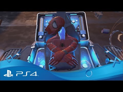 SPIDER-MAN: HOMECOMING - Virtual Reality Experience Trailer | PlayStation VR