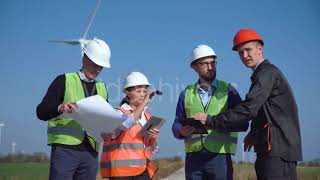 Team of Inspectors Working at the Refinery - (industrial) Stock Footage | Mega Pack +40 items