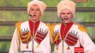 ШОУ № 2. // Битва хоров. 'Казачья'. Хор Кубани (Краснодарского края) /03.11.2013/