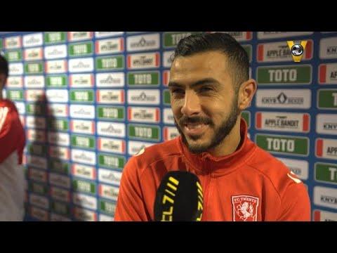 Assaidi wil bij FC Twente blijven - VOETBAL INSIDE