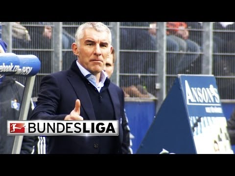 Dortmund Demoralised - Hamburg and Slomka Back in Business!