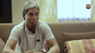 """Ronaldinho Gaúcho: """"Tenho aquele jogo bem vivo na memória"""""""