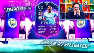 WOULD YOU RATHER DISCARD CHALLENGE!!! Fifa 20 Special Champions League Pack Opening