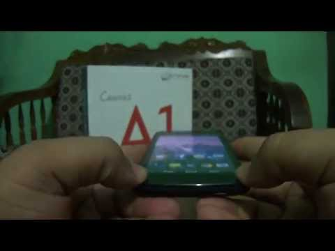 Micromax Canvus A1 Unboxing & Hands on review বাংলা