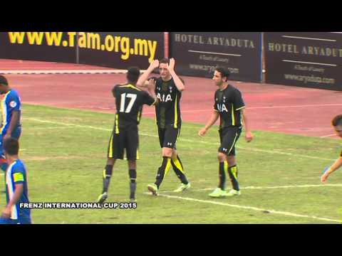 FIC2015 Highlight AIFF India vs Tottenham Hotspurs
