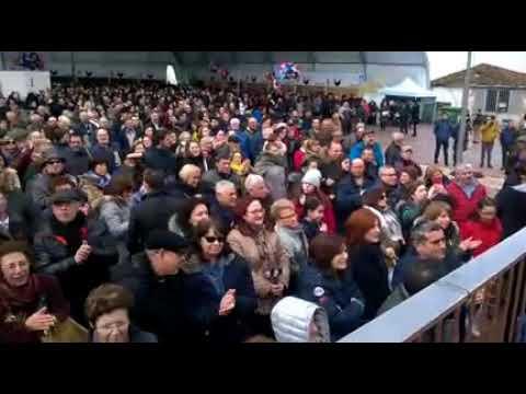 Cristina Pato pregona el Feira de Amandi y toca con la banda de Sober