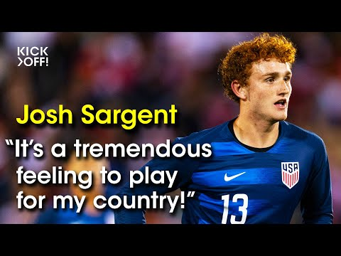 Josh Sargent - the future of US football? | Gold Cup 2019