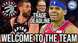NBA Players First Baskets On New Teams | TRADE DEADLINE EDITION 2019 ᴴᴰ