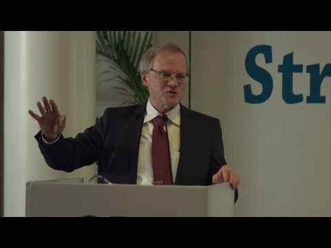 Mark Fitzpatrick, Executive Director, IISS' speaks in Strategic Stability in the Indo-Pacific