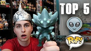 Baixar Top 5 Alien Funko Pops | Its End of The World
