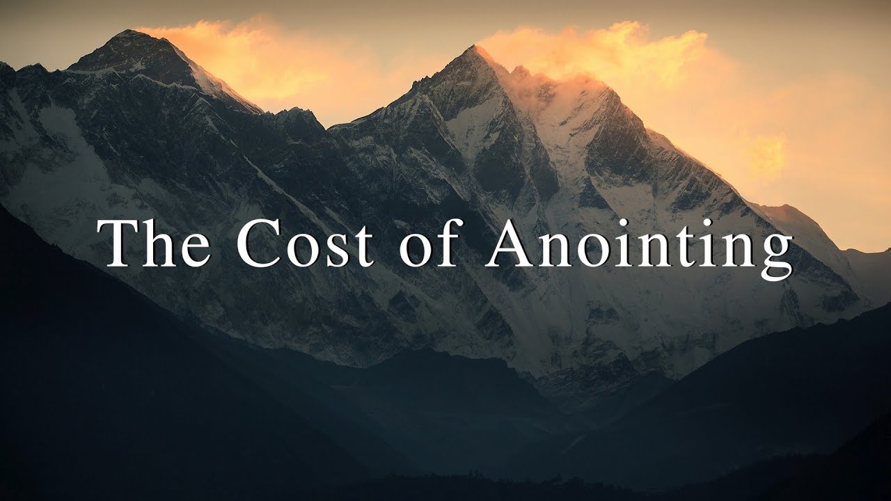 The Cost Of Anointing (david Wilkerson)  Youtube
