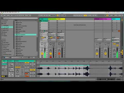 Ned Rush = Paul Stretch/Mutable Instruments Clouds in Ableton.