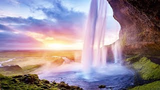 4K – Explore the most beautiful scenery – Natural landscape in Iceland