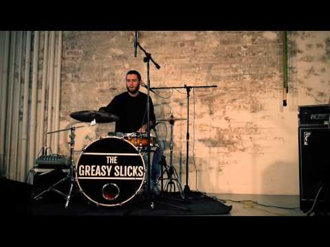Eyes Wide Black (Live at Sunset Studio) - The Greasy Slicks mp3