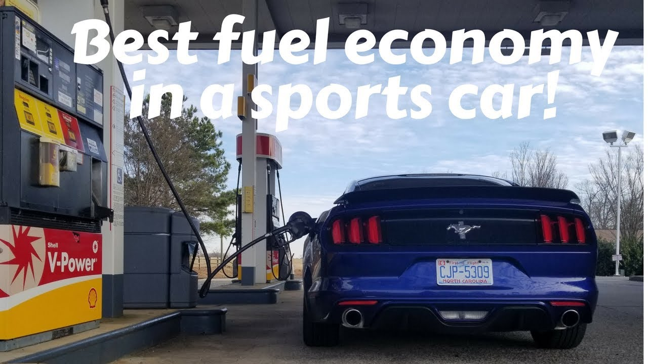 Mpt 87 Octane Tune Gas Milage 2016 V6 Mustang