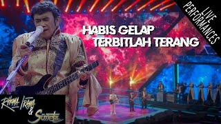 Download Mp3 RHOMA IRAMA SONETA GROUP HABIS GELAP TERBITLAH TERANG