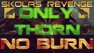 "DESTINY SKOLAS KILL *WITH ONLY THORN* ""Prison of Elders"" Level 35 Arena Boss Walkthrough"