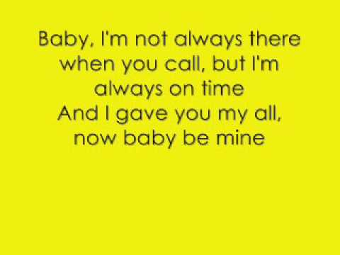 ASHANTI : Rock Wit U (Awww Baby) lyrics