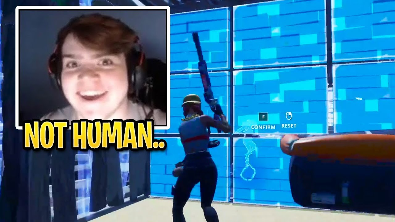 Mongraal Reacts to Mongraal INHUMAN Moments.. Wow..