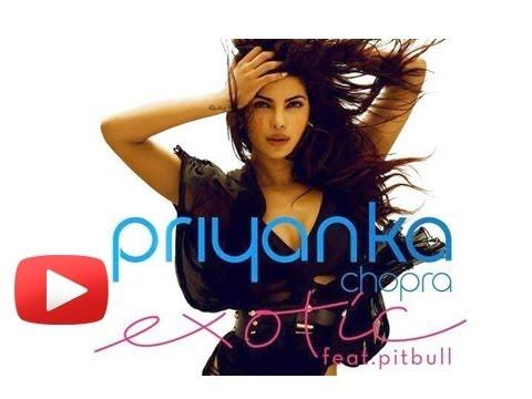 Priyanka Chopra Exotic ft. Pitbull - Music Video Out